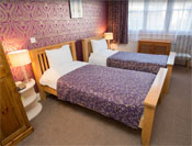 Deluxe Twin Bedroom, The Buttery, Broad St Oxford